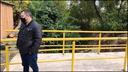 Ponte da rua Getulio Vargas